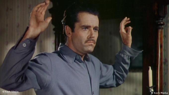 Henry Fonda in einer Filmszene aus Rache für Jesse James (Foto: Koch Media)