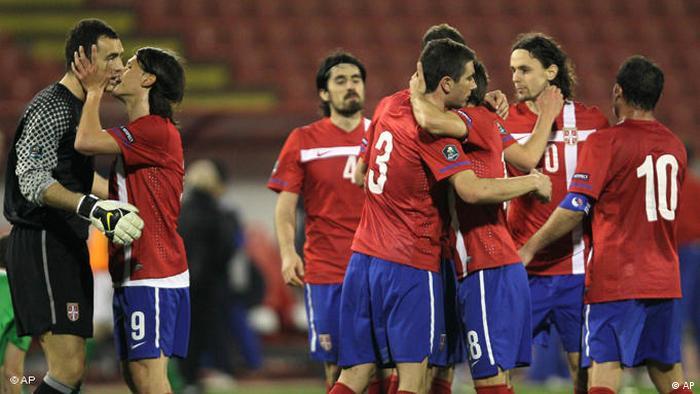 EURO 2012 25.03.2011 (AP)