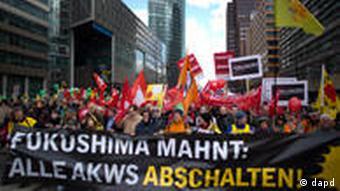 demonstrations in Berlin