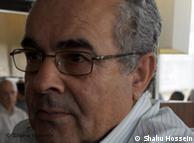 شاهو حسینی، نمایندهی حزب دمکرات کردستان در خارج از ایران