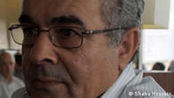 شاهو حسینی، نماینده حزب دمکرات کردستان ایران در اروپا