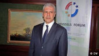 Boris Tadic in Brüssel