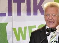 وینفرید کرچمان، کاندیدای اصلی حزب سبزها در ایالت بادنوورتمبرگ