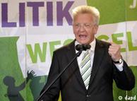 Winfried Kretschmann, candidato de los Verdes en Baden-Wurtemberg y potencial ganador... con el apoyo socialdemócrata.