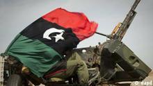 Libyen Rebellen Ras Lanuf