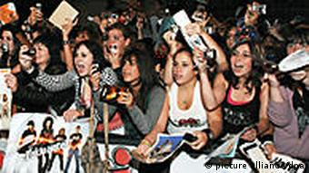 Tokio Hotel fans in France