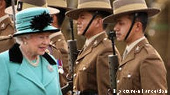 The Gurkhas have been fighting with British forces for over 200 years