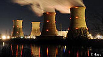 Kernkraftwerk Three Mile Island in Harrisburg (Foto: dapd)
