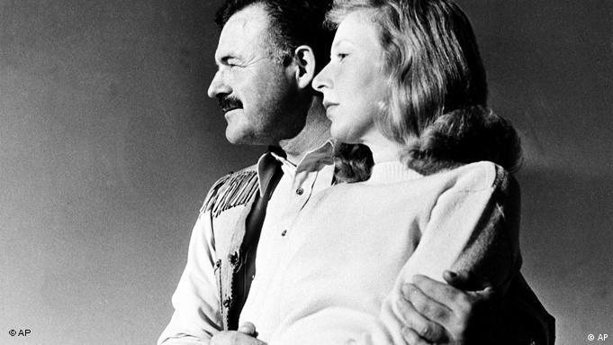 historisches Foto mit Martha Gellhorn und Ernest Hemingway (Foto: AP Photo)