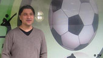 Fußballer Darko Pancev
