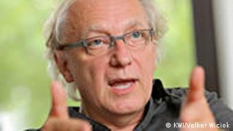 Історик Клаус Леґґеві