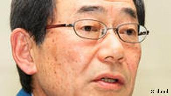 TEPCO president Masataka Shimizu was hospitalized amid utility collapse concern