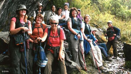 Nepal 3 Sisters Adventure Trekking EWN Flash-Galerie