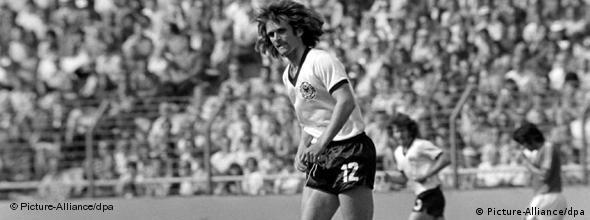 No Flash Wolfgang Overath WM 1974