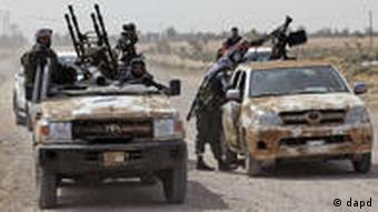 Libyen rebels