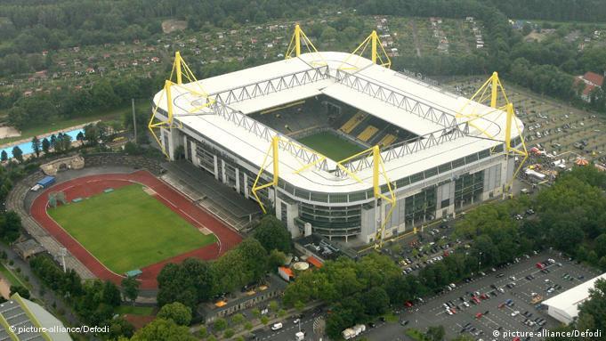Stadion Signal Iduna Park u Dortmundu