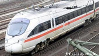 ICE-Zug (Foto: dpa)