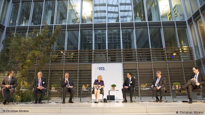 Flash-Galerie Diskussionsabend Mexiko als Investitionsstandort