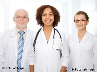 Group of doctors © chagin #21009308