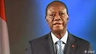 Alassane Ouattara hat den Machtkampf gewonnen (Foto: AP)