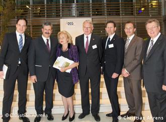 La DEG reunió a representantes tanto de empresas alemanas como mexicanas.