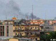 Tropas de Ouattara iniciaram nova ofensiva em Abidjan