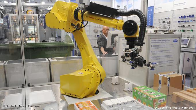 Промислова автоматизація користується великим попитом