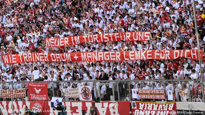 Bayernovi fanovi kritiziraju ponašanje predsjednika Hoeneßa