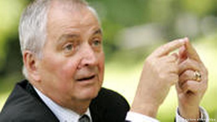 Klaus Töpfer 2008