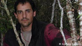 Forscher Alvaro Promis Chile