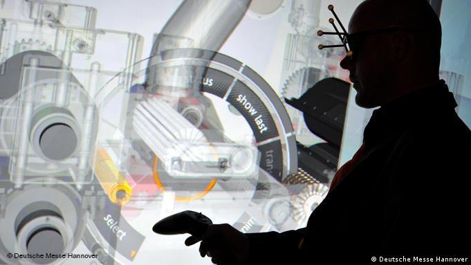 Teknologi 3D di Pameran Industri Hannover