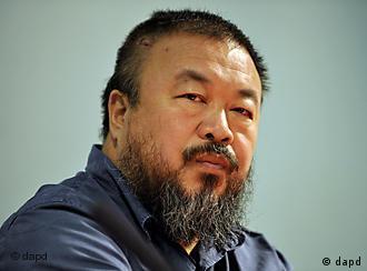 Der Künstler Ai Weiwei (Foto: AP)