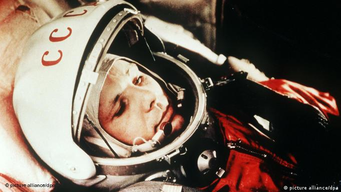 Flash-Galerie Juri Gagarin