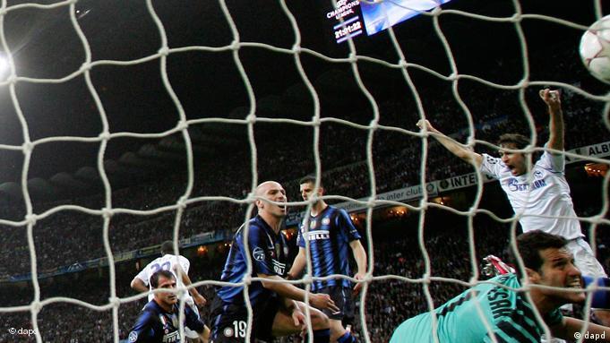 Scena s utakmice