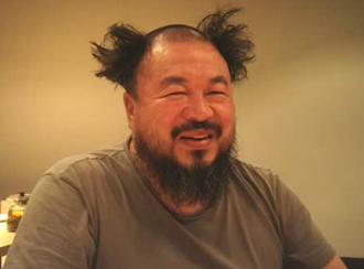 Ai Weiwei was arrested on Sunday at Beijing's international airport