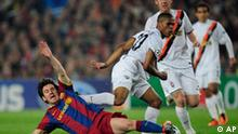 Flash-Galerie Champions League Barcelona vs Donezk