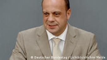 SPD Bundestagsabgeordneter Michael Hartmann