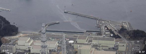 Central nuclear de Onagawa, en una imagen de archivo.