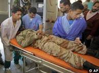 مجروحان رزمندگان شورشی در روز شنبه، ۹ آوریل