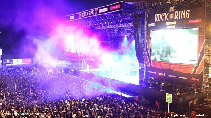 Фестиваль Rock am Ring