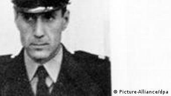 Adolf Eichmann during his trial Photo: +++(c) dpa - Bildfunk+++