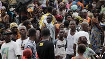 Unruhen in der Elfenbeinküste