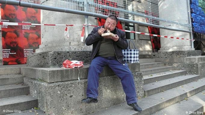 Ai Weiwei in München September 2009 Flash-Galerie