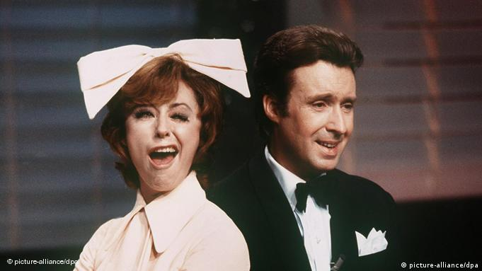 The Schlager in the good old days: Dream team Caterina Valente and Peter Alexander