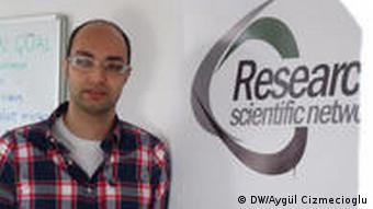 Ijad Madisch, Gründer des Wissenschaftsnetzwerkes Researchgate