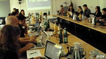 نشست هیئت داوران در سال ۲۰۱۱