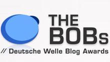 The BOBs Deutsche Welle Blog Award LOGO