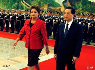 Auf dem Bild:Der EU-Brasilien Gipfel am 24.01.13 in BrasiliaCopyright: Wilson Dias/ABrAngeliefert von Mariana Santos am 24.1.13