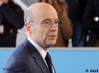 Ministri i Jashtëm francez  Alain Juppé