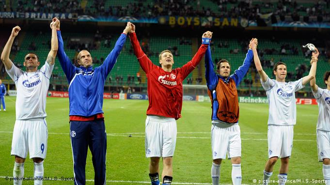 Schalke bu sevinci rövanş maçında da yaşamak istiyor